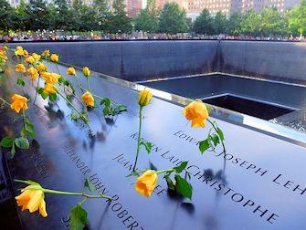 9/11 Memorial i New York - Roser