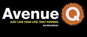 Avenue Q i New York tickets