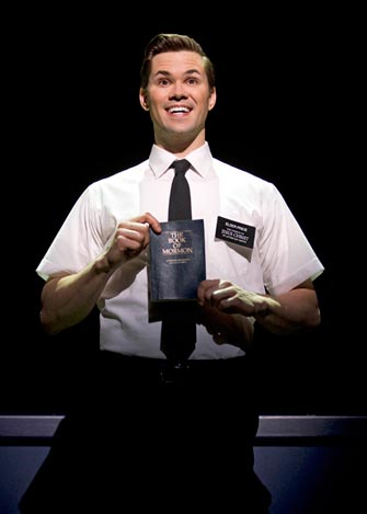 The Book of Mormon Broadway tickets - Elder Price