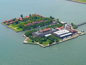 Ellis Island i New York