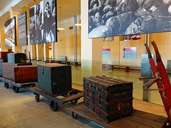 Ellis Island i New York - Museum