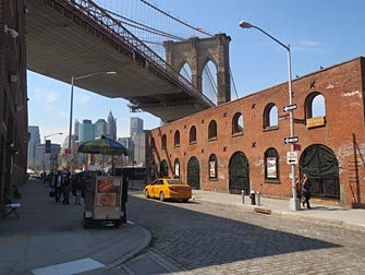 New York Explorer Pass - Brooklyn Birdge og DUMBO rundtur