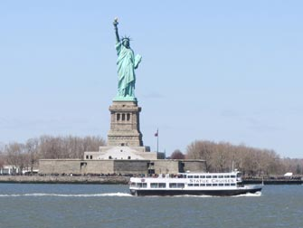 New York Explorer Pass - Frihetsgudinnen cruise