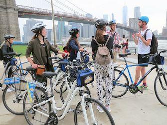 New York Pass - Sykkeltur