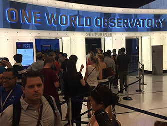 One World Observatory - Global Welcome Center