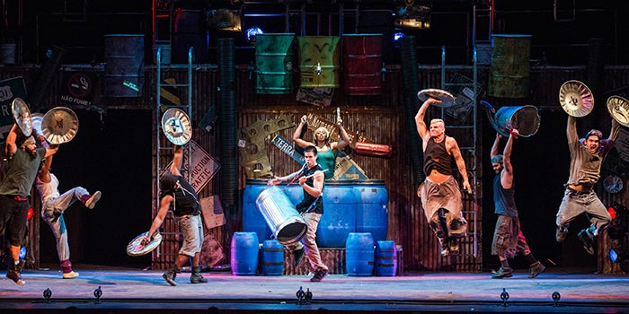 STOMP i New York tickets - Off-Broadway Show