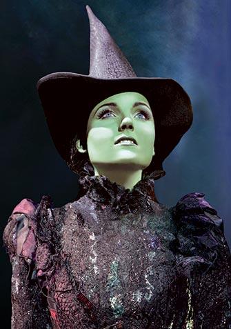 Wicked Broadway tickets - Elphaba