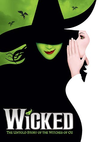 Wicked Broadway tickets - Poster