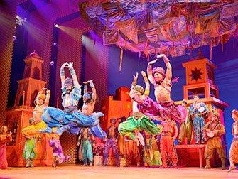Aladdin Broadway Tickets - Arabiske netter