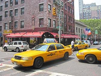 Best pizza i New York - Lombardis Pizza i New York