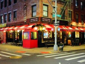 Beste Pizza i New York - Lombardi's