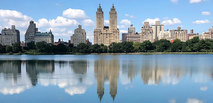 Central Park - Jacqueline Kennedy Onassis Reservoir