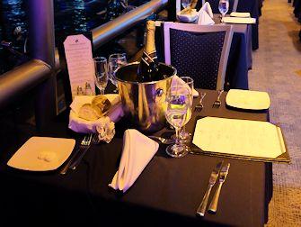 Cruise med middag i New York - Oppgradering