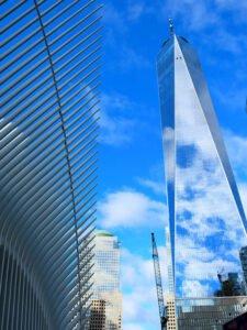 Freedom Tower : One World Trade Center - OWTC og Oculus