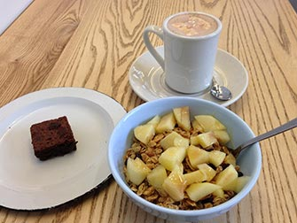 Frokost i NYC - Sunt