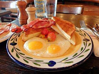 Frokost i New York - Frokost på Gemma