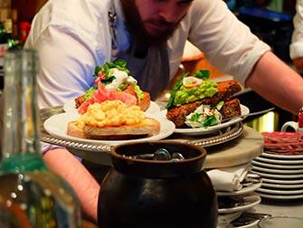 Frokost i New York - Mat hos Buvette