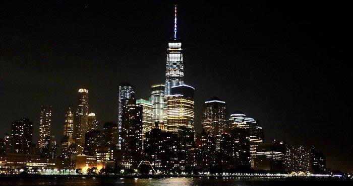 Helikopter kveldstur og cruise i New York - Cruise