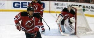 New Jersey Devils i New York
