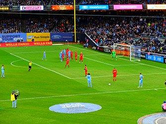 New York City FC - Fotballkamp