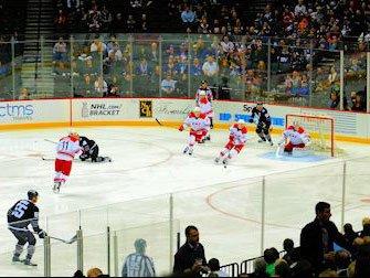 New York Islanders - Ishockey kamp