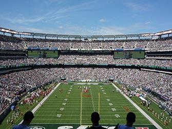 New York Jets - Amerikansk fotballkamp