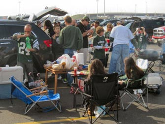 New York Jets - BBQ