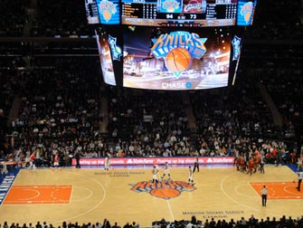 New York Knicks - Basketballkamp