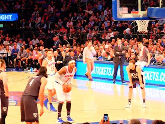 New York Knicks billetter - Spillere