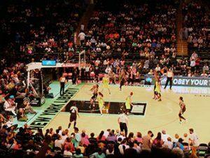 New York Liberty basketball-billetter