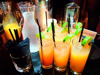 New York Nightclub Experience - Drinker