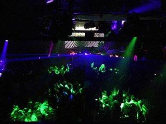 New York Nightclub Expierence - Klubben