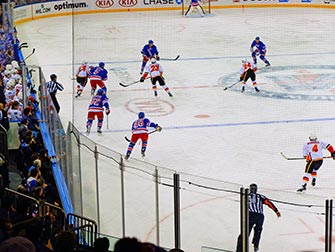 New York Rangers - Ishockeykamp