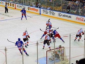New York Rangers - Rangers vs. Calgary Flames