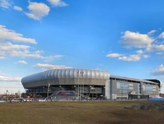 New York Red Bulls - Stadion