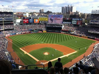 New York Yankees - Baseballkamp