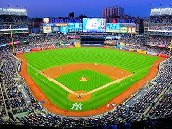 New York Yankees Tickets - Banen