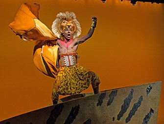 The Lion King Broadway Tickets - Simba