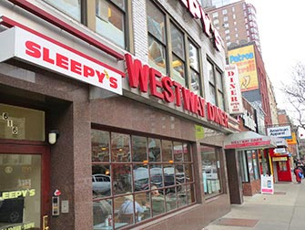 Westway Diner i New York