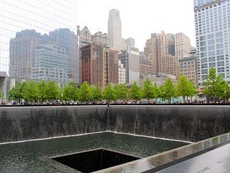 Guidet tur til 911 Memorial og Financial District i New York - 911 Memorial