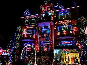Jul i New York - Dyker Heights