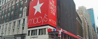 Macys i New York