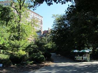 Parker i New York - Riverside Park