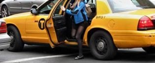 Taxi i New York
