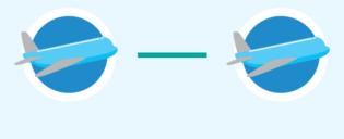 Transport fra flyplass til flyplass