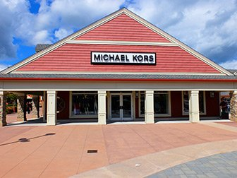 Woodbury Common Premium Outlet Center i New York - Michael Kors