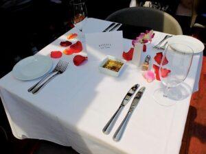 Bateaux cruise med lunsj i New York - Romantisk Lunsj