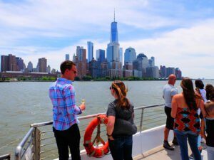 Bateaux cruise med lunsj i New York - Utsikten