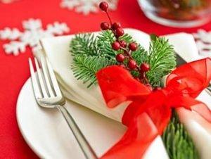 Cruise med middag på julaften i New York