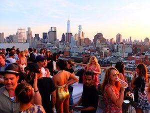 De beste rooftop barene i New York